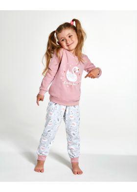 Dievčenské pyžamo CORNETTE 387/123 Little Swan
