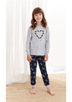 Dievčenské pyžamo TARO Ada 433