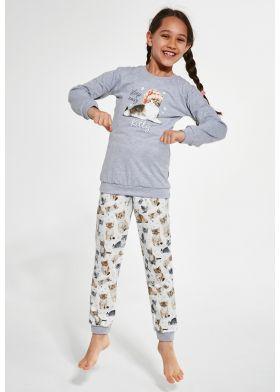 Pyžamko pre dievčatá CORNETTE 378/135 Kitty