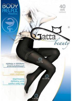 Pančuchy GATTA Body Relax Medica 40 DEN