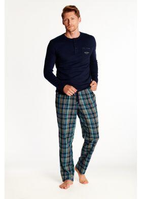 Pánske pyžamo HENDERSON 38360 Zeta