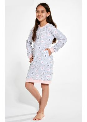 Dievčenská nočná košeľa CORNETTE 396/137 Swan 3