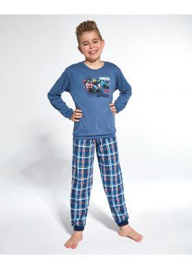 Pyžamo pre chlapcov CORNETTE Kids Boy 593/112 Need For Speed
