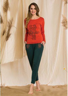 Dámské pyžamo KEY LHS 887 B20