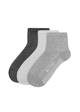 3 ks ponožky MUSTANG 32012 A3
