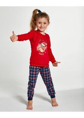 Dievčenské pyžamo CORNETTE 592/130 Reindeer
