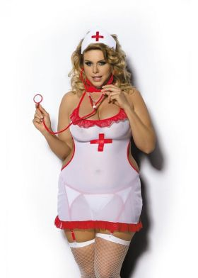 Kostým zdravotnej sestry ANAIS Gorgeous+ Shane