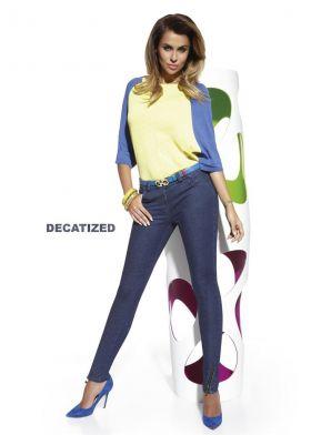 Štýlové jeansové legíny BAS BLEU Natalie