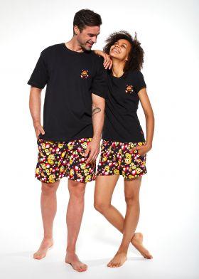 Dámske valentínske pyžamo CORNETTE 398/189 Funny