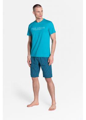 Pánske pyžamo HENDERSON 38883 Dojo