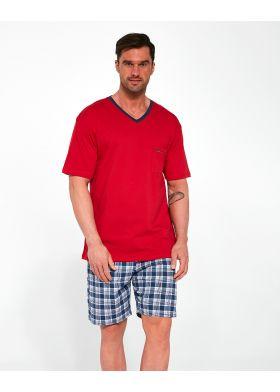 Pánske krátke pyžamo CORNETTE 329/114 Tom