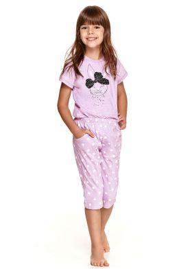Pyžamo pre dievčatá TARO Beki 2213