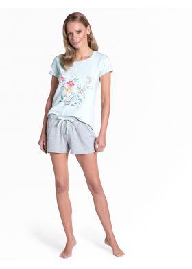 Dámske krátke pyžamo HENDERSON 38888 Tamia