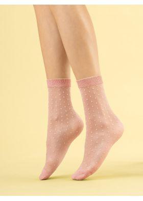 Silonkové ponožky FIORE G 1112 Secco