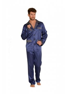 Pánske pyžamo DE LAFENSE 939