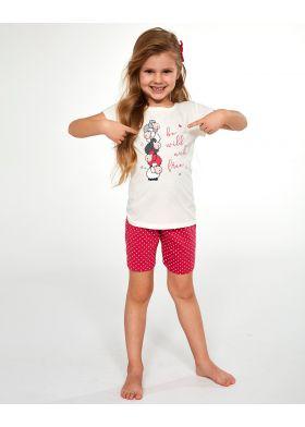 Dievčenské pyžamo CORNETTE Kids Girl 787/82 Be Wild