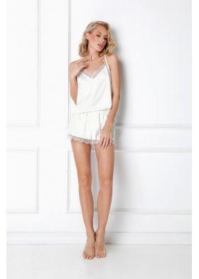 Krátke luxusné pyžamko ARUELLE Brenna