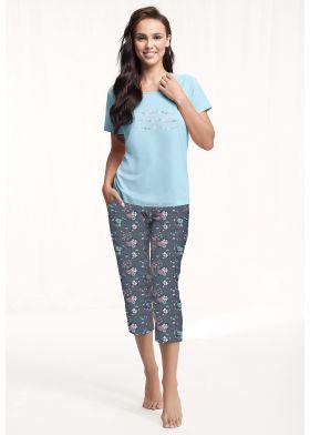 Dámske pyžamo LUNA 568 3XL