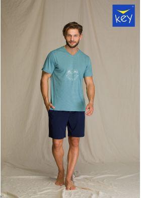 Pánske letné pyžamo KEY MNS 073 A21