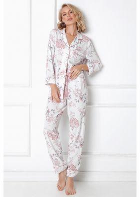 Elegantné dámske pyžamo ARUELLE Daphne Long