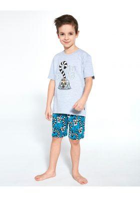 Pyžamo pre chlapca CORNETTE Young Boy 790/95 Lemuring