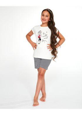 Dievčenské pyžamo CORNETTE Young Girl 788/83 Be Wild