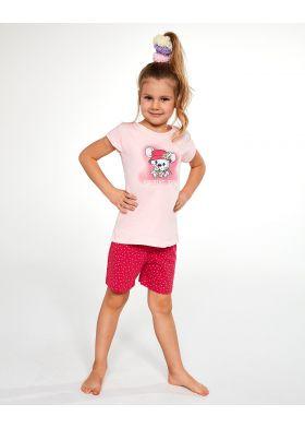 Dievčenské pyžamo CORNETTE Kids Girl 787/85 Little Mouse