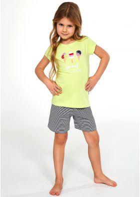 Dievčenské pyžamo CORNETTE 787/91 Cool 2