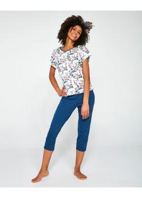 XXL dámske pyžamo CORNETTE 372/201 Sophie II