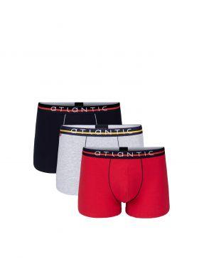 Bavlnené pánske boxerky ATLANTIC 3MH-004