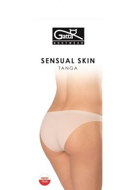 Dámske tangá GATTA 41645 Tanga Sensual Skin