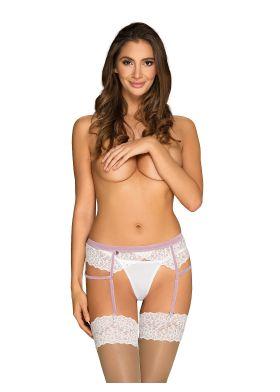Sexy podväzkový pás OBSESSIVE Lilyanne garter belt