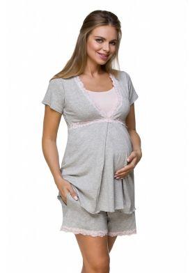 Materské pyžamo LUPOLINE 3126 K