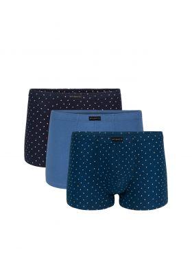 Bavlnené boxerky ATLANTIC 3MH-008 A3