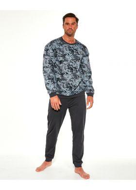 Pánske bavlnené pyžamo CORNETTE 457/177 Air Force 2