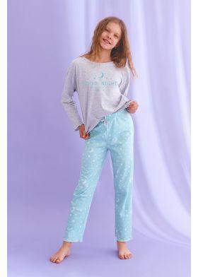 Dievčenské pyžamo TARO Livia 2649 146-158 Z22