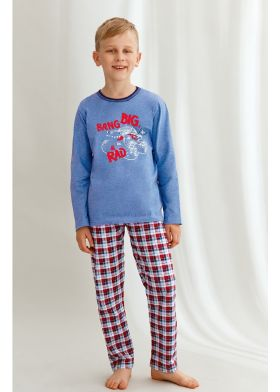 Pyžamo pre chlapca TARO Mario 2651