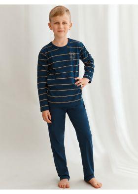 Pánske pyžamo TARO 2622 Harry 122-140 Z22