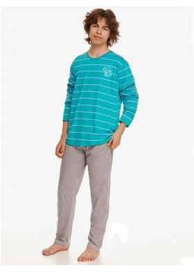 Chlapčenské pyžamo TARO 2625 Harry 146-158 Z22