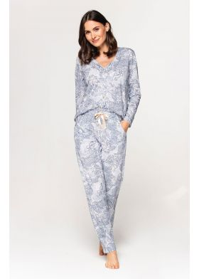 Dámske pyžamo CANA 575 3XL