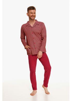 4XL-6XL Pánske pyžamo TARO Richard 2637 Z22