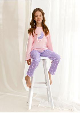 Dievčenské pyžamo TARO Livia 2590 122-140 Z22