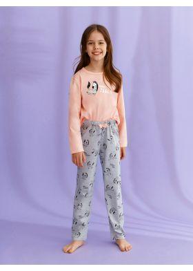 Dievčenské pyžamo TARO Sarah 2616 122-140 Z22